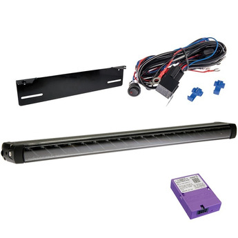 LED ramp SUPERVISION W-LIGHT IMPULSE II