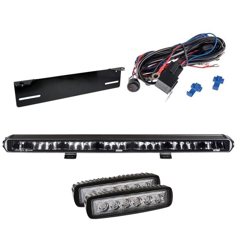 Seeker Ultima 30 LED ramp Special-paket