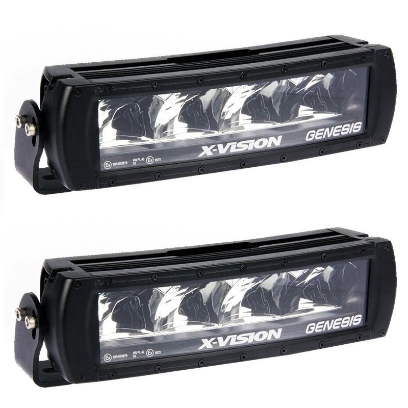 X-VISION GENESIS 300 CURVED LED ramp
