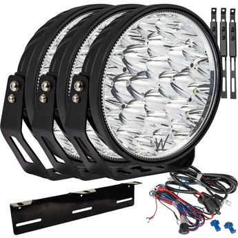 LED EXTRALJUS SUPERVISION W9 144W PAKET