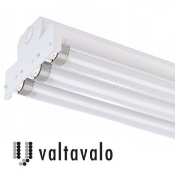 Teva Slim lysrörsarmatur LED armatur