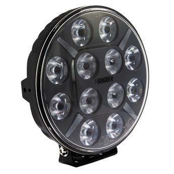 SEEKER 12X 120W LED extraljus 9 tum