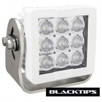 VISION X BLACKTIPS MARINE 9 LED 63W, Båtstrålkastare