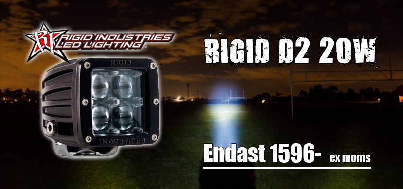 Rigid Dually 20W